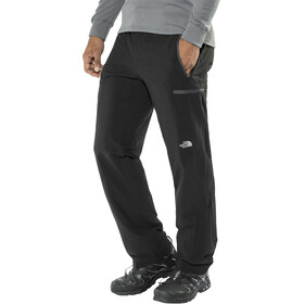 The North Face Exploration Broek Korte maat Heren, tnf black